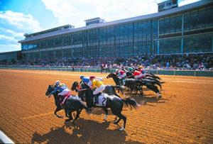 Horse Racing – Oaklawn Park – April 10, 2020