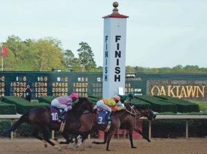 Horse Racing – Oaklawn Park – April 11, 2020