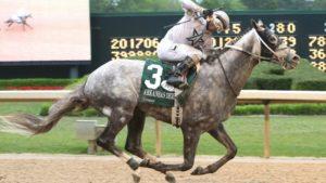 Horse Racing – Oaklawn Park – April 17, 2020