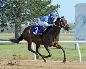 Horse Racing – Will Rogers Downs – April 27, 2020