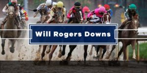 Horse Racing – Will Rogers Downs – April 22, 2020