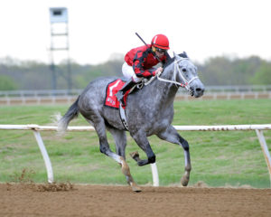 Horse Racing – Will Rogers Downs – April 8, 2020