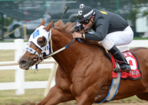 Horse Racing – Will Rogers Downs – April 14, 2020